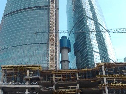 Объект: Москва Сити